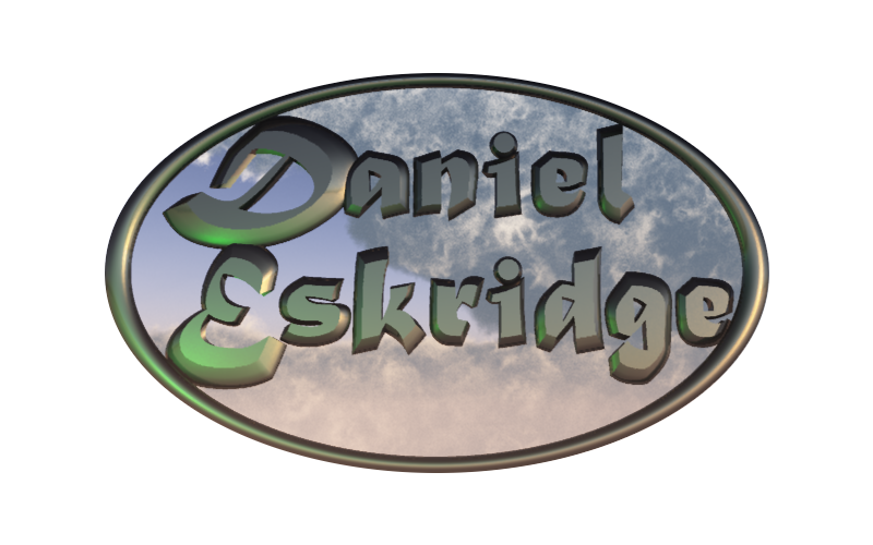 Daniel Eskridge - Website